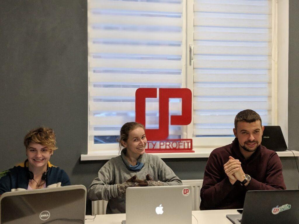 city profit office маркетинг аутсорс, бизнес консалтинг и построение отдела продаж